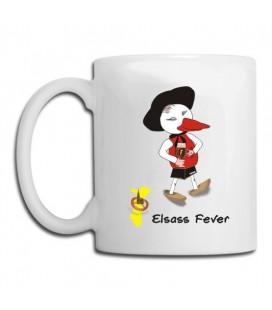 Mug Elsass Fever Cigogne