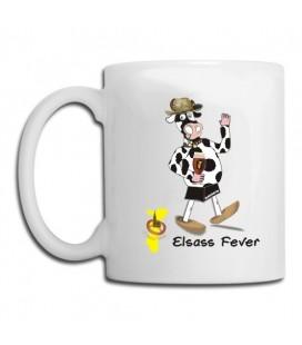 Mug Elsass Fever Vache